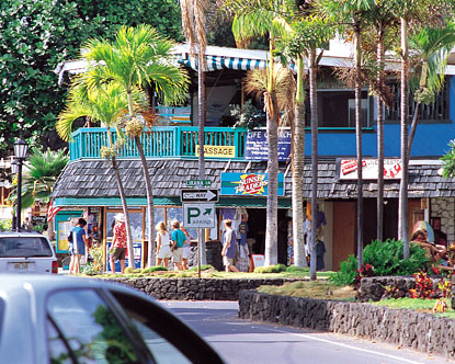 allii drive kona hawaii