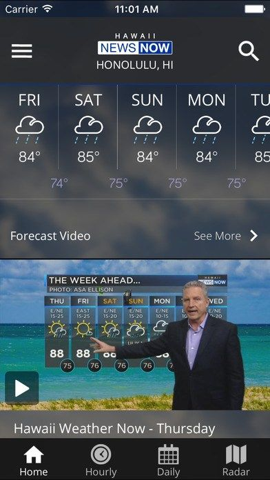 hnn weather app