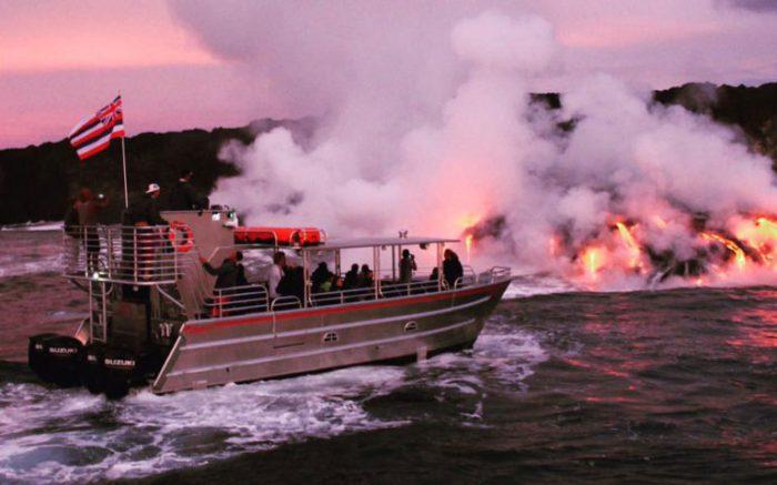kalapana cultural tours boat