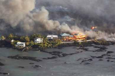 kopoho bay fire houses