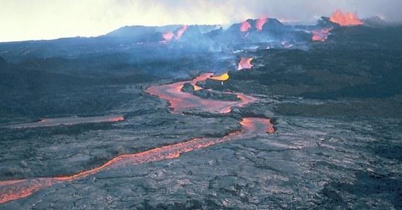 mauna loa eruption 1984