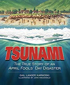 tsunami poster