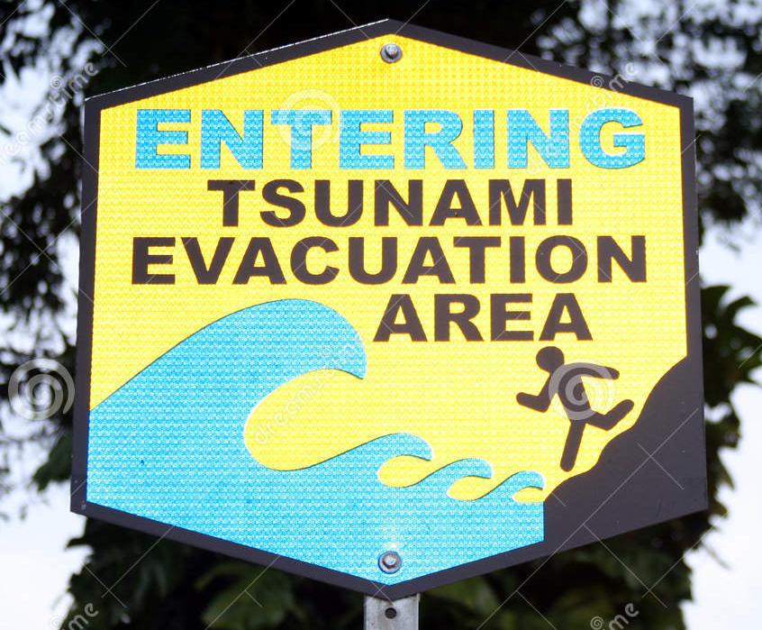 tsunami warning hawaii