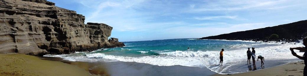 Papakōlea Beach 3