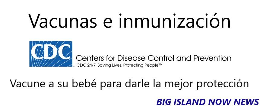 Vacunas e inmunización