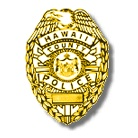 hawaii county police badge logo