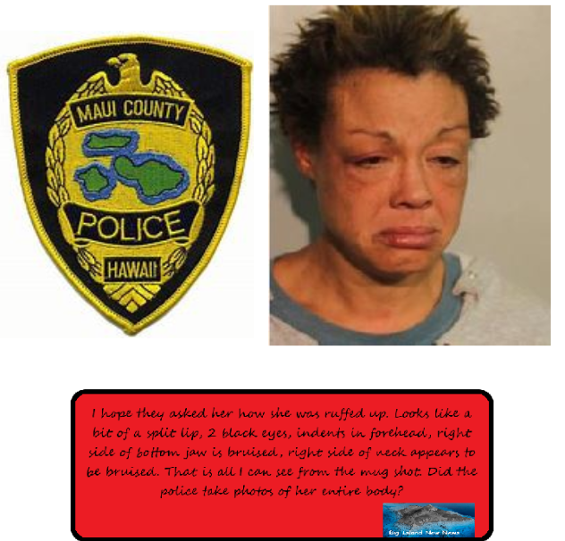 Maui woman charged with murder